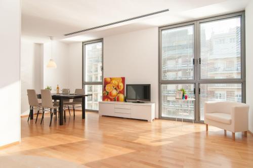 Bbarcelona Apartments Plaza Universitat Flats impression