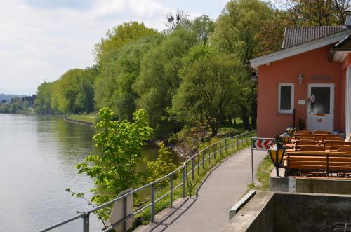 Fischwirtshaus Landmotel Die Donaurast