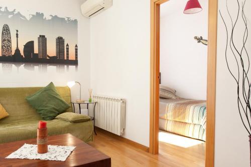 Lovely Apartment in Sagrada Familia photo 6