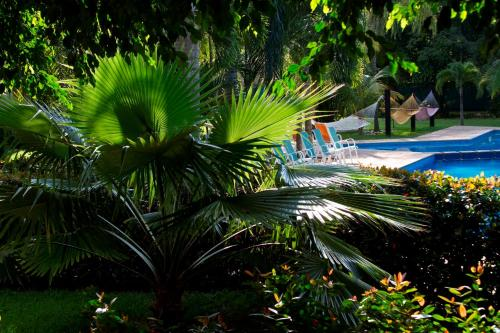 Hotel Ciudad Real Palenque Photo