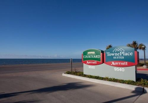 Courtyard By Marriott Galveston Island - Galveston, TX 77554