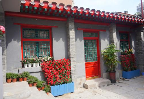 Yue Xuan Courtyard Garden International Youth Hostel photo 7