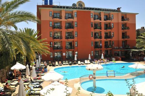 Alanya Smartline Sunpark Garden Resort tek gece fiyat