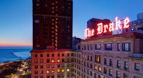 The Drake Hotel - Chicago, IL 60611