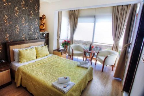 Yenifoca Villa Fokai Hotel tatil