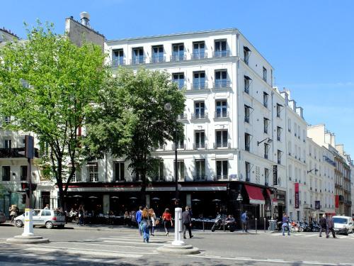 H tel elys es paris h tel 1 rue brey 75017 paris for Hotels 75017