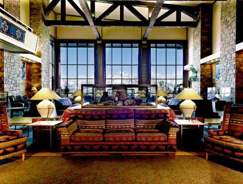 Jackson Lake Lodge Photo