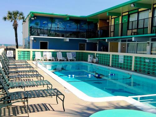 Sea Hawk Motel Myrtle Beach Hotel
