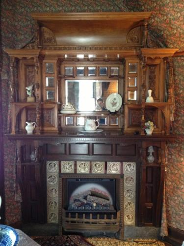 The Harry Packer Mansion Inn - Jim Thorpe, PA 18229