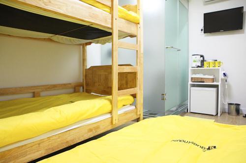 chloe jongno hostel