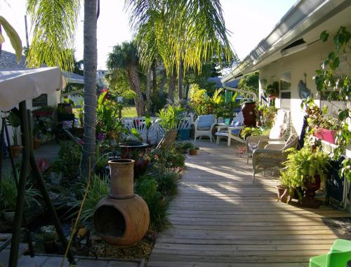 Mango Street Inn Bed Breakfast Fort Myers Beach In Fl