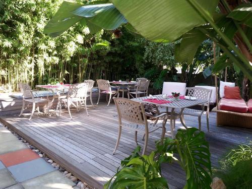 Jardin d'ébène Boutique Guesthouse Photo