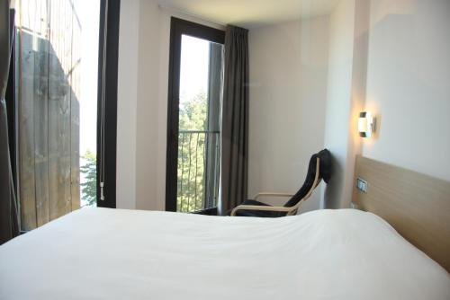 Double Room with Balcony - single occupancy Agroturismo Haitzalde B&B - Adults Only 11