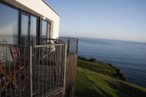 Double Room with Balcony - single occupancy Agroturismo Haitzalde B&B - Adults Only 10