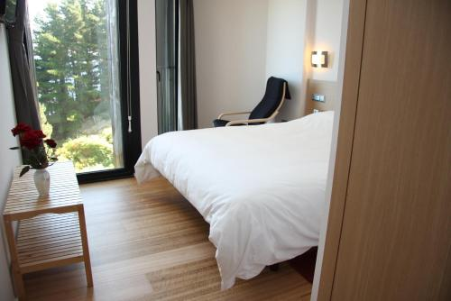 Double Room with Balcony - single occupancy Agroturismo Haitzalde B&B - Adults Only 2