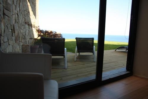Double Room with Garden View - single occupancy Agroturismo Haitzalde B&B - Adults Only 10