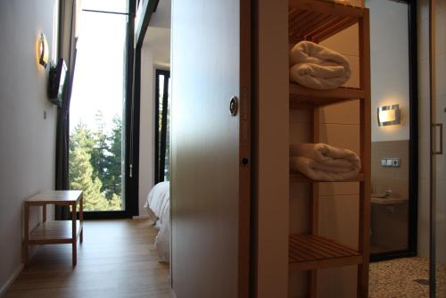 Double Room with Balcony - single occupancy Agroturismo Haitzalde B&B - Adults Only 8
