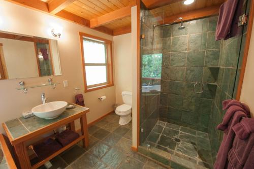 Evergreen Forest Cabins - Ucluelet, BC V0R 3A0