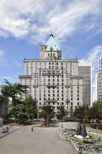 Fairmont Hotel Vancouver Review Canada Travel