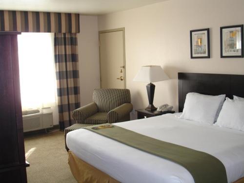 Holiday Inn Express Garden Grove Hotel
