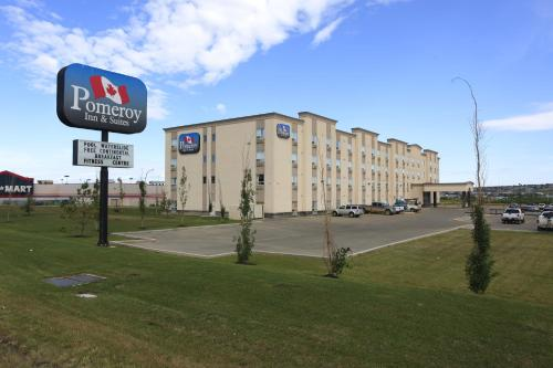 Pomeroy Inn And Suites Dawson Creek - Dawson Creek, BC V1G 0A4