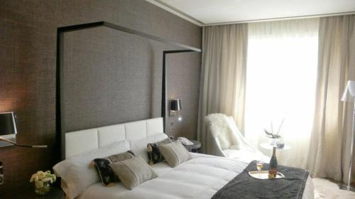 Double or Twin Room with Spa Access Gran Hotel Nagari Boutique & Spa 11
