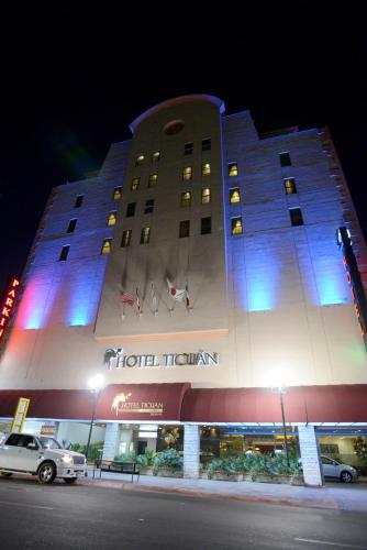 Hotel Ticuán Photo