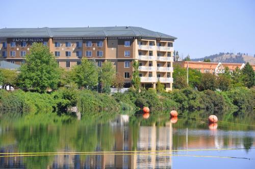 Oxford Suites Spokane - Spokane, WA 99201