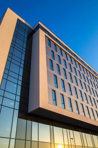 Radisson Blu Hotel Oslo Alna impression