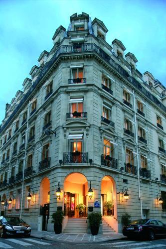 Hôtel Balzac photo 4