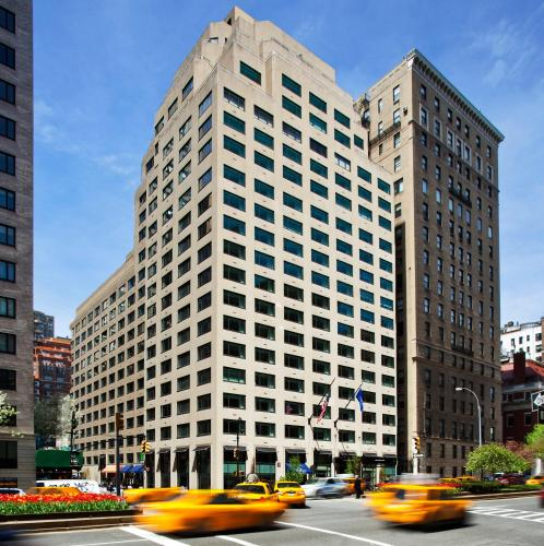 Loews Regency New York Hotel impression
