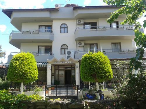 Marmaris Kamelya Apart Hotel tatil