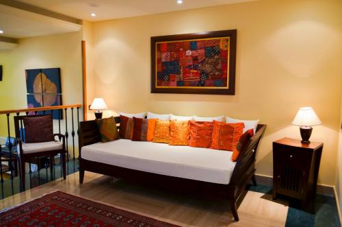Superior Suite with Sea View The Marbella Heights Boutique Hotel 15