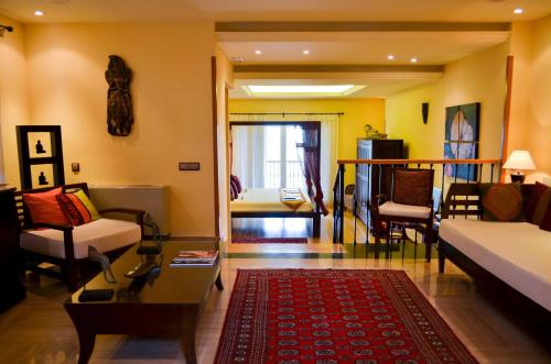 Superior Suite with Sea View The Marbella Heights Boutique Hotel 14