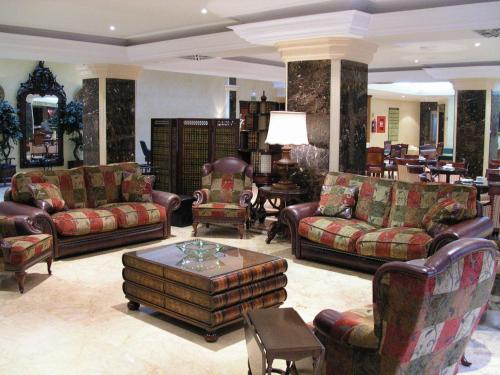 Hotel Santiago 8