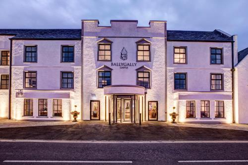 Ballygally Castle Hotel Review County Antrim Northern