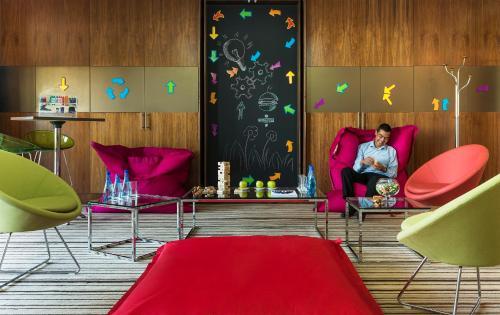 Radisson Blu Hotel, Abu Dhabi Yas Island photo 15