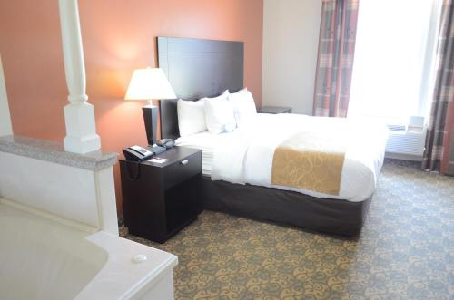 Comfort Suites Westchase - Houston, TX 77042