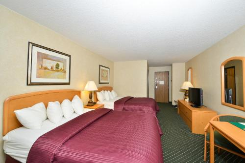 Quality Inn & Suites South - Sioux Falls, SD 57106