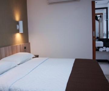 Hotel Domus Esplanada Itabira Photo