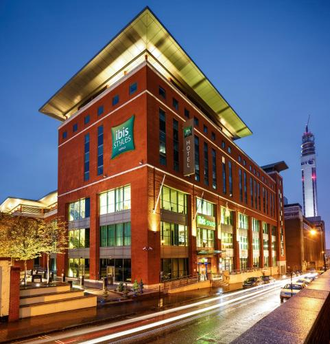 ibis Styles Birmingham Centre photo 20