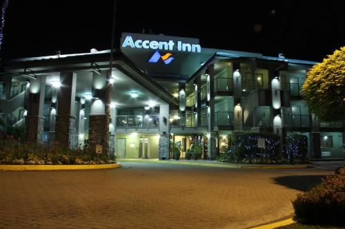 Accent Inn Vancouver Airport - Richmond, BC V6X 3L8