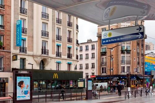 Hipotel Paris Printania Maraichers photo 21