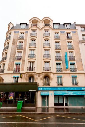 Hipotel Paris Printania Maraichers photo 25