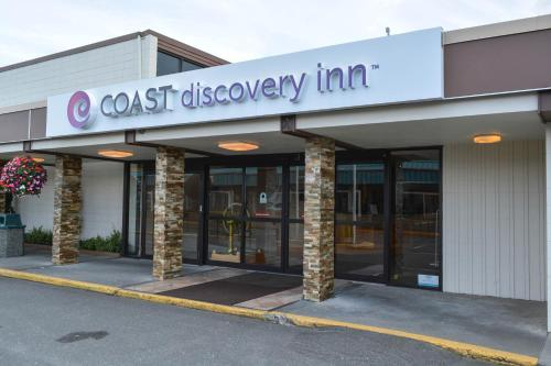 Coast Discovery Inn - Campbell River, BC V9W 2C4