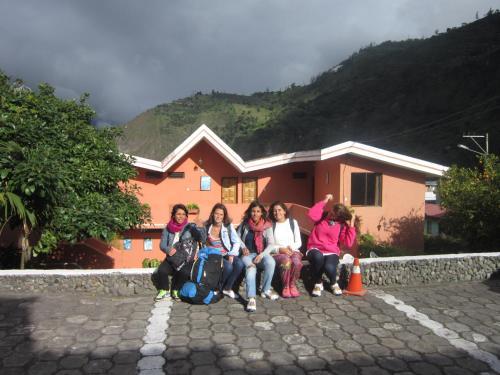 Hosteria Llanovientos Photo