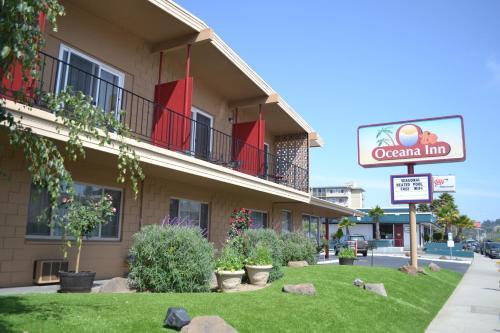 Oceana Inn Santa Cruz Photo