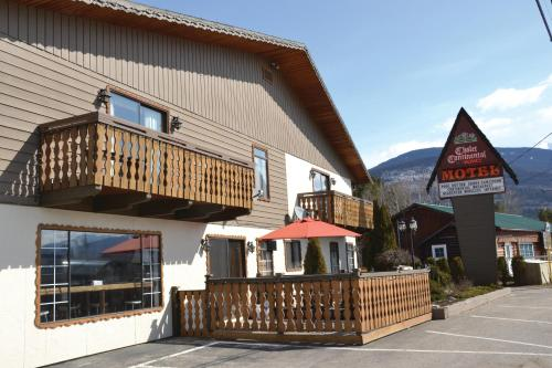 Chalet Continental Motel - Valemount, BC V0E2Z0