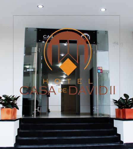 HotelHotel Casa de David WMD