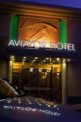 The Aviator Hotel Wellingborough